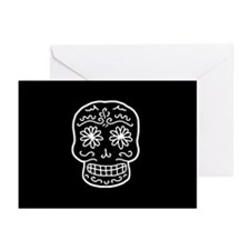 Sugar Skull Greeting Cards (Pk of 20)