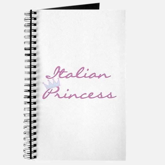 Italian Princess Journal