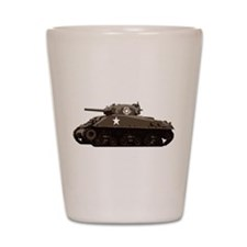 M4 Sherman Shot Glass