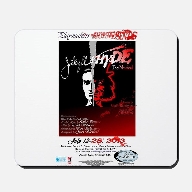 Jekyll & Hyde, The Musical Mousepad
