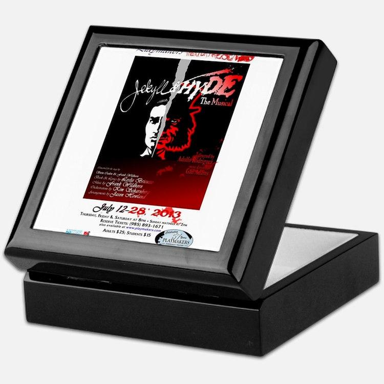 Jekyll & Hyde, The Musical Keepsake Box