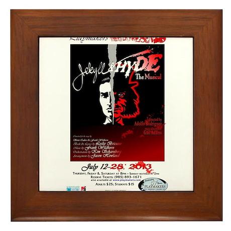 Jekyll & Hyde, The Musical Framed Tile