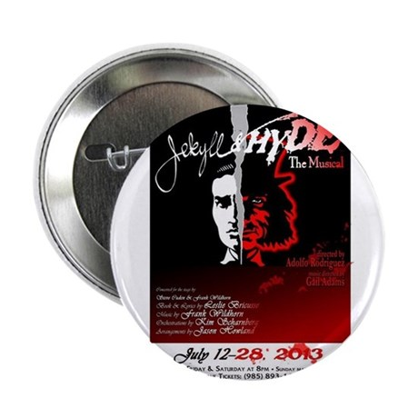"""Jekyll & Hyde, The Musical 2.25"""" Button"""