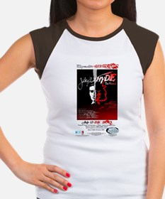 Jekyll & Hyde, The Musical Women's Cap Sleeve T-Sh