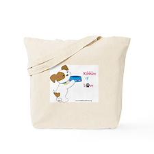 Kibblez of Love Tote Bag