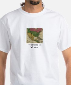 """""""Welcome to Mexico"""" T-Shirt"""