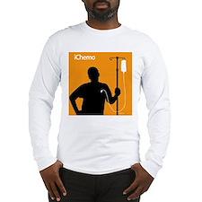 iChemo (orange) Long Sleeve T-Shirt