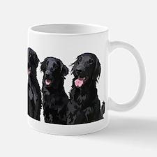 3flatcoats Small Mug
