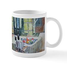 Vino Impresionista Mug