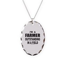 I'M A FARMER Necklace