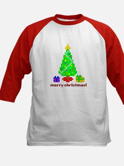 bit christmas kids baseball jersey