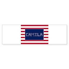 CAMILA Bumper Sticker