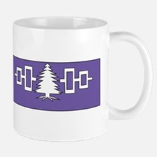Wampum Belt Small Small Mug