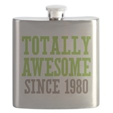 Totally Awesome Since 1980 Flask