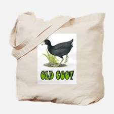 OLD COOT Tote Bag