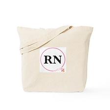 NICU RN Tote Bag