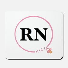 NICU RN Mousepad