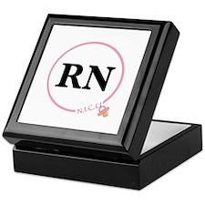 NICU RN Keepsake Box