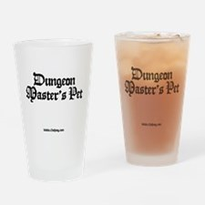 DM's Pet - Drinking Glass