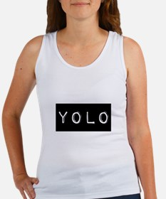 Unique You only live once Women's Tank Top