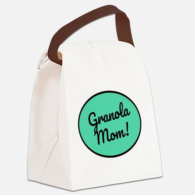 Cute Crunchy Canvas Lunch Bag