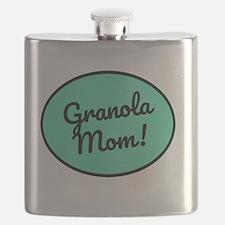 Cute Breastfed Flask