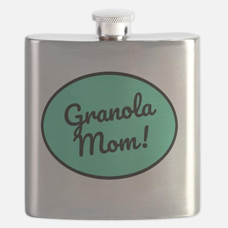 Cute Crunchy Flask