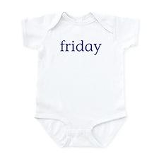 Friday Infant Bodysuit