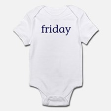 Friday Infant Bodysuit