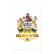 Alberta COA Decal