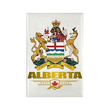 Alberta COA Rectangle Magnet