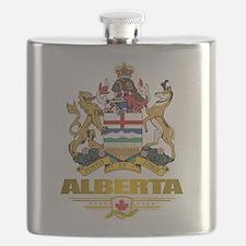 Alberta COA Flask