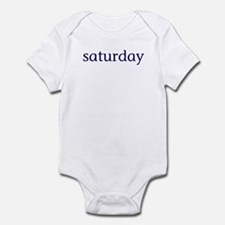 Saturday Infant Bodysuit