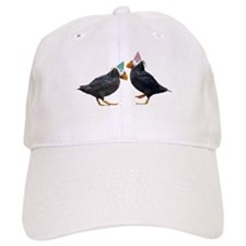 Party Puffins Baseball Cap