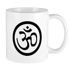 Om Sign Mug