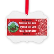 2013 South Mtn Shows Ornament