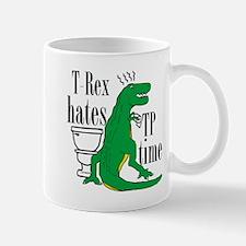 T Rex hates TP time Mug