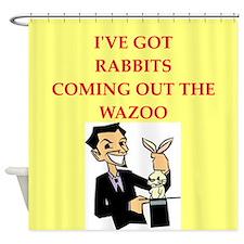 magician Shower Curtain