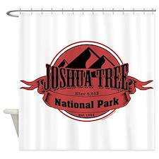 joshua tree 5 Shower Curtain