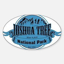 joshua tree 2 Decal