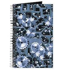 SteamClockwork-Steel Journal