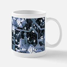 SteamClockwork-Steel Mug