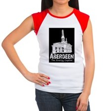Aberdeen - the Energy Capital Women's Cap Sleeve T