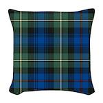 Tartan - Baillie Woven Throw Pillow