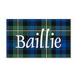Tartan - Baillie 20x12 Wall Decal
