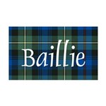 Tartan - Baillie 35x21 Wall Decal