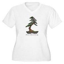 Phoenix Bonsai Society Plus Size T-Shirt