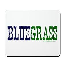 Original BLUEGRASS Mousepad