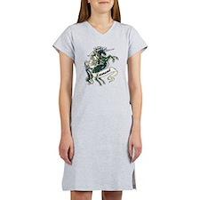 Lamont Unicorn Women's Nightshirt