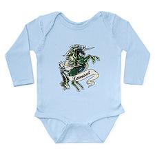 Lamont Unicorn Long Sleeve Infant Bodysuit